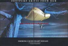 "Benson & Hedges Cigarette ""Balloon"" 1995 Magazine Advert #637"
