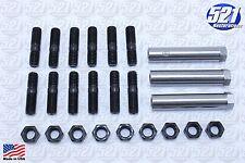 Mopar Exhaust Manifold Hardware Kit Big Block 62-65 361 383 426 Street Wedge