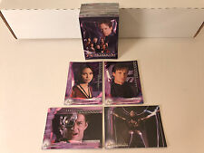 ANDROMEDA 2: REIGN OF COMMONWEALTH 2004 Complete Card Set KEVIN SORBO + 2 Promos
