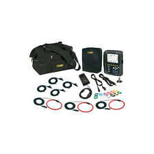 AEMC 8333 W/3 193-24BK 3-Phase Power Quality Analyzer w/ 3 193-24-BK