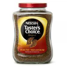 Nescafe Taster's Choice Original Instant Granulated Coffee Kosher 200gr