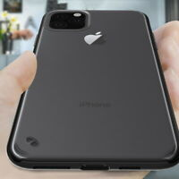 For iPhone 11 Pro Max XS MAX XR X 8 7 6 Shockproof Hybrid Matte Clear Case Cover