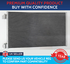 CONDENSER AIR CON RADIATOR TO FIT RENAULT KANGOO MK2 2008 ONWARDS
