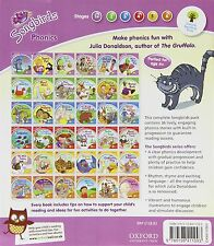 Oxford Reading Tree Songbirds Phonics Set Collection by Julia Donaldson 36 Books