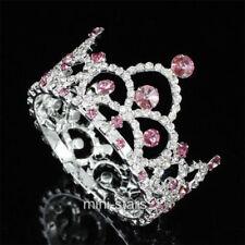 Diadèmes et bandeaux de mariée couronnes roses sans marque