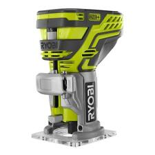 Ryobi P601 - 18-Volt ONE+ Cordless Fixed Base Trim Router With Wrench Tool Only