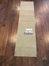 Mohawk Home Dual Surface Felt and Latex Non Slip Rug Pad, 2'x8', 1/4 Inch Thick,