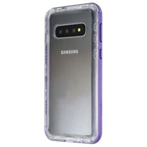 LifeProof NEXT Case for Samsung Galaxy S10 - Ultra (Clear/Lavender/Purple)