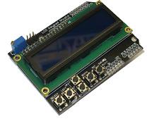 LCD 1602 HD44780 Display Keypad Arduino AVR