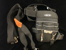AWP Construction Tool Belt Pocket Pouch Bag Holder With Suspenders