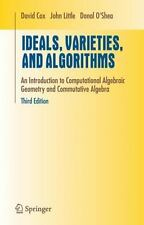 Ideals, Varieties, and Algorithms: An Introduction to Computational Algebraic Ge