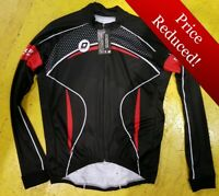 CLEARANCE NEW Doltcini Ladies/Womens Long Sleeved Cycing Jersey Roubaix Lined UK