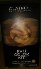 Clairol Professional Pro Color Natural Light Blonde Hair Dye 8N Cosmetics US NIB