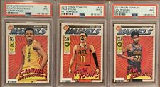 2019-20 Donruss Net Marvels #11 Giannis Trae Young Cam Reddish *Lot Of 3* PSA 9