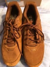 New With Tags MENS  Reebok DMX MAX Brown Walking Shoes Sneakers Size 11