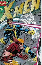 X-Men No.1 / 1991 Gatefold Cover / Chris Claremont & Jim Lee