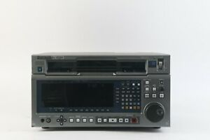 Panasonic AJ-HD3700A Multi Format Digital HD Video Cassette Recorder