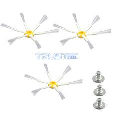 3 Pack Side Brush For iRobot Roomba 500 600 700 Series 550 510 530 535 540 550