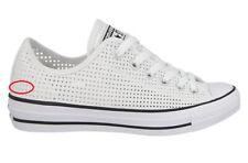 Converse Womens Ctas OX 551625C Sneakers Regular White Size UK 7