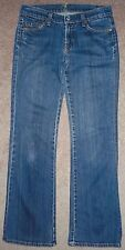 Seven 7 For All Mankind Jeans Tag Size 27 Denim 30X30 1/2