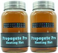 2 Pack Wrap Around Kombucha Heater Belt SCOBY Fermenter Heating Mat Heat Pad