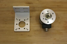Domino Inkjet printer Encoder, type14828, new, with bracket, and coupling,no box
