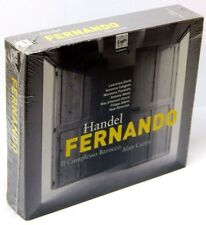 Handel: Fernando / Alan Curtis ~ NEW 2-CD Box Set (Feb-2007, Virgin Classics)