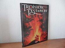Ed. GLENAT     EO   Le troisième testament Tome 4 JEAN    mai23