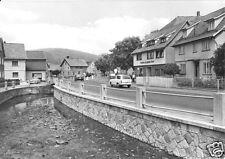 AK, Floh Thür. Wald, Karl-Marx-Str. mit Gasthaus, 1979