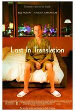 """LOST IN TRANSLATION Movie Poster [Licensed-NEW-USA] 27x40"""" Theater Size Murray"""