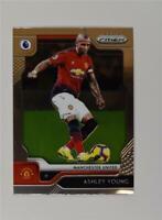 2019-20 Prizm Premier League Base #51 Ashley Young - Manchester United