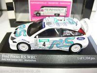 1/43 Minichamps Ford Focus RS WRC Rally New Zeeland '03 400038994