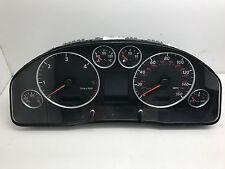 Audi A6 4B C5 2,5 TDi 4B0920981J Tacho Kombiinstrument MPH Cluster Speedometer