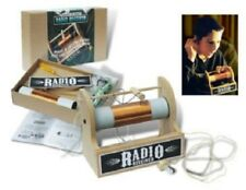 Radio Receiver from Flights of Fancy