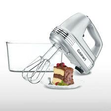 Cuisinart HM-90BCSA 9 Speed Handmixer with Storage Case - Silver