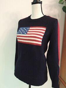 Women's Ralph Lauren Olympic USA Sweater  Size S