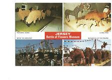 Postcard Jersey Battle of Flowers Museum   (B4g)