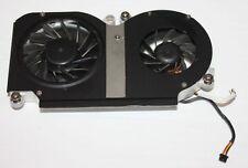 OEM INTEL CPU COOLING DUAL FAN--ATAL002Q010--TOSHIBA SATELLITE P15/10 LAPTOP