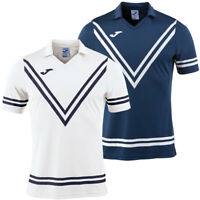 Joma Tennis 80s Retro Herren Sport Trainings Fitness Polo-Shirt 100755 neu