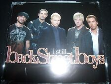 Backstreet Boys I Still... Australian CD Single - Like New