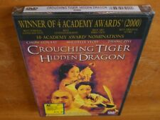 Crouching Tiger, Hidden Dragon (Dvd, 2001, Special Edition) movie film New