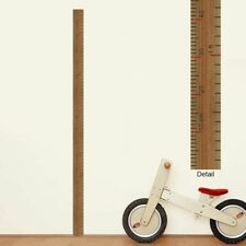 Height Measure Ruler Wall Stickers Kids Children's Room Home Decor Growth Chart