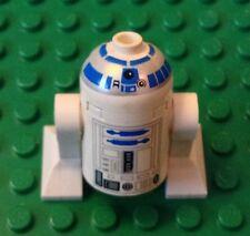 Star Wars LEGO Minifigure: Rebel Hero R2-D2 Astromech Droid w/ White Top Vintage