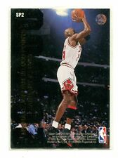 1992-93 Upper Deck 20,000 Points #SP2 Dominique Wilkins / Michael Jordan
