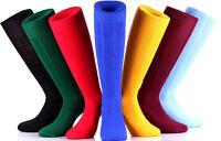 SAMSON® KIDS FOOTBALL SOCCER SOCKS 9-12 12-3 SMALL XS XSMALL PLAIN BOYS GIRLS