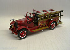 1928 Reo Fire Truck 1:32 Die-Cast Signature Models 32308