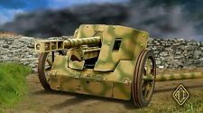 ACE 72246 1/72 Plastic WWII German 75mm PaK 50 Anti-tank Gun