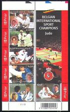 Belgium 2005 Judo/Sports/Martial Arts 6v m/s (n32146)