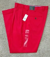 Brooks Brothers - Red Elliot Fit Pleat-front Lightweight Chinos® - 34w x 30l