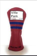 Aston Villa - Golf Head Cover - Driver Headcover (New)